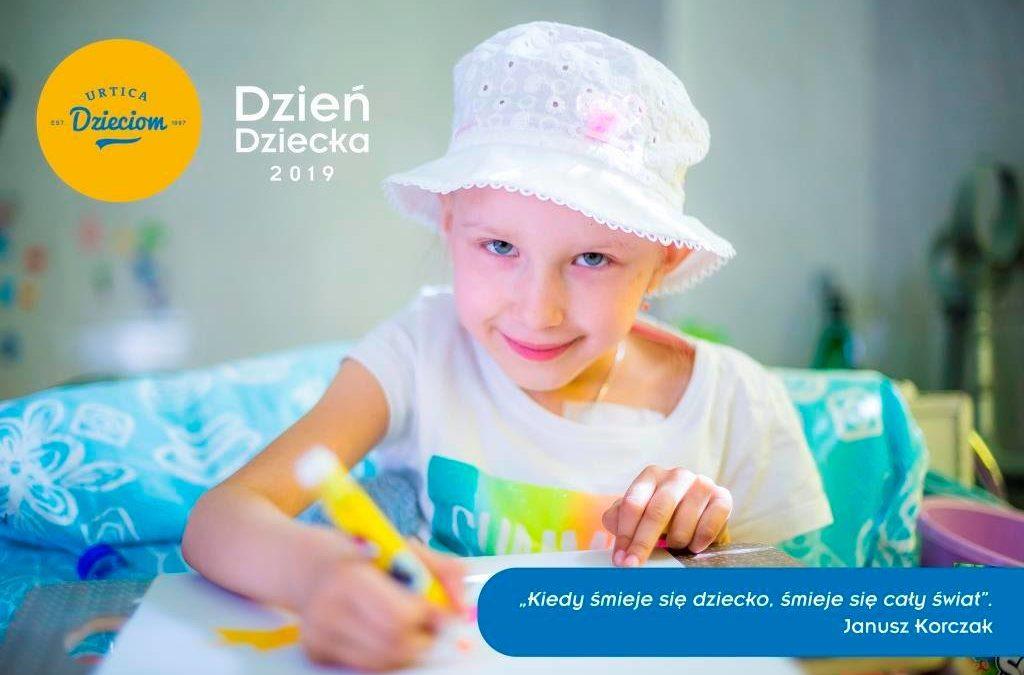 Dzień Dziecka  z chorobą nowotworową w tle