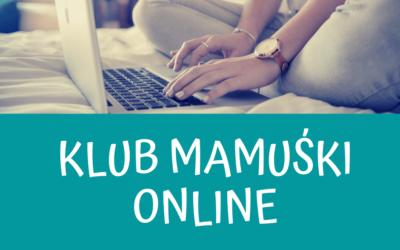 Klub Mamuśki online